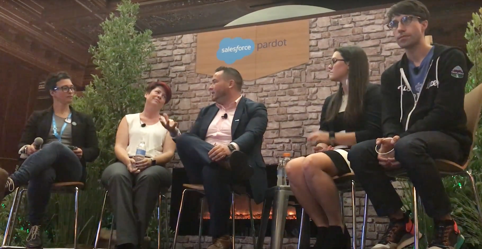 Tigh Loughhead Speaking at Dreamforce 2018 DF18 on the Pardot Trailblazer Top Marketing Expert Spotlight