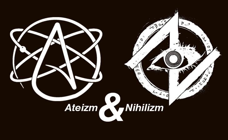 ateizm, nihilizm, Ahlaki nihilizm, Metafizik nihilizm, Nihilizm ve Ateizm, Ateizm ve Nihilizm, Nihilizme göre Tanrı ve ahlak, Ateizm ve ahlak, din, A, Ahlak ve Tanrı, din ve ahlak,