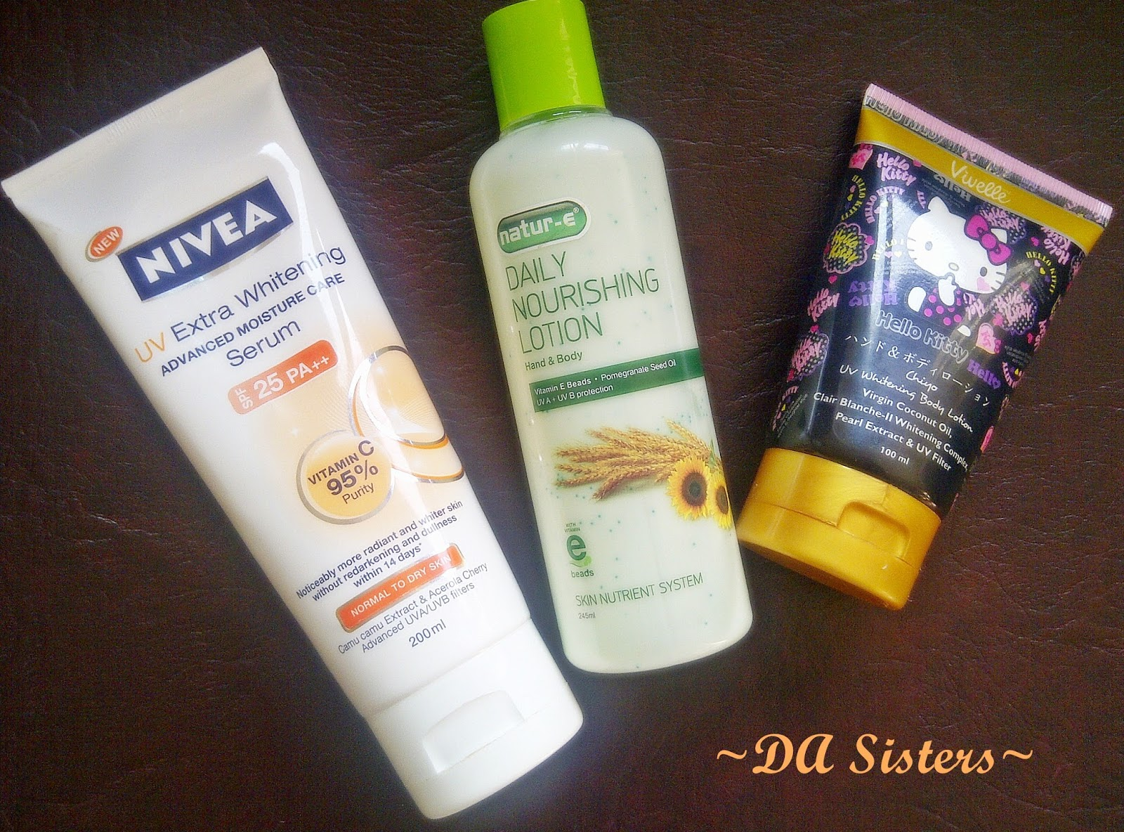 Da Sisters Blog What Our Favorite Body Lotions