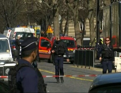 Letter Bomb Explodes At IMF Office In France, Casualty Recorded
