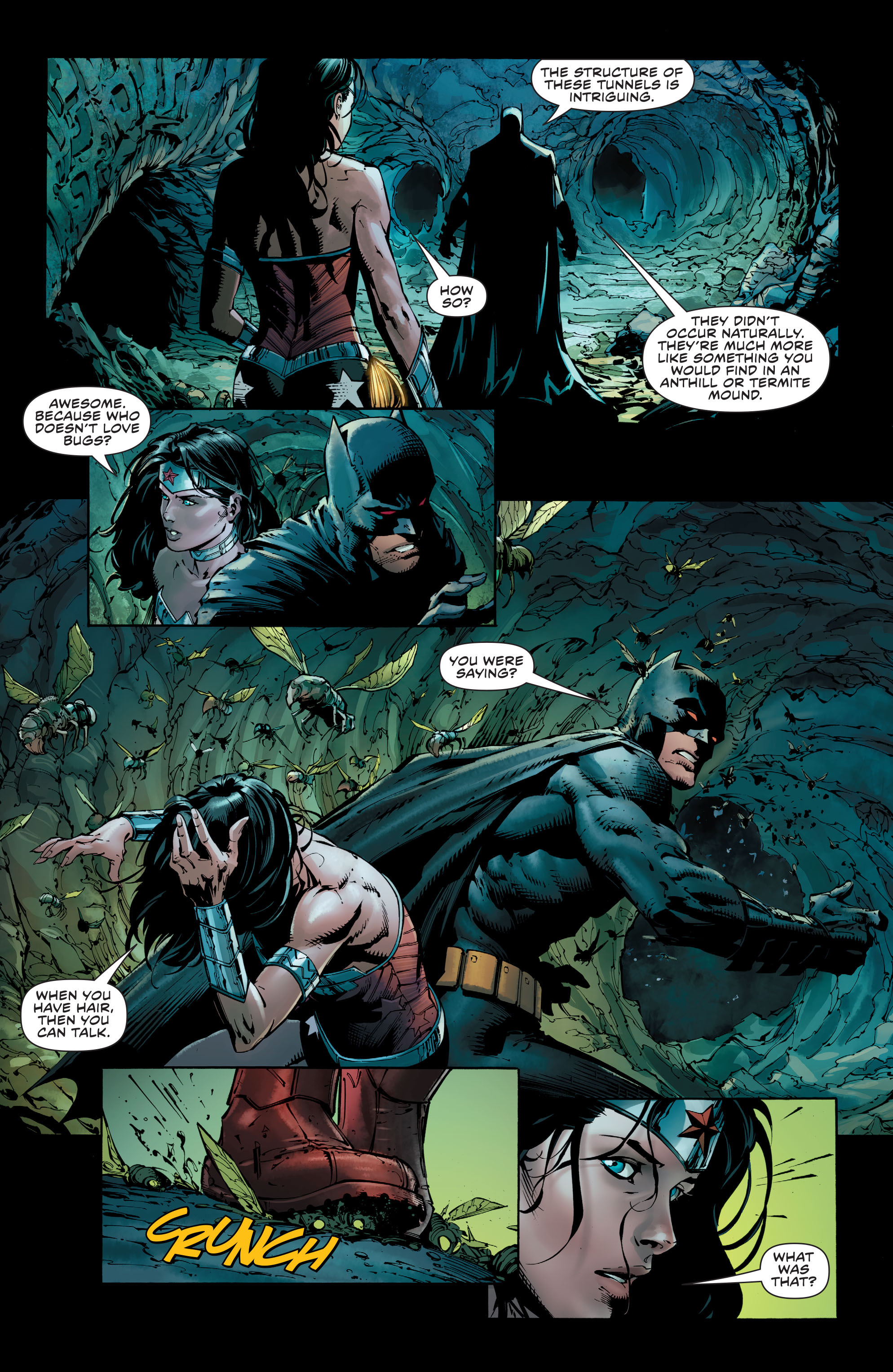 Read online Wonder Woman (2011) comic -  Issue #39 - 3
