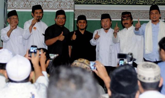 Sukseskan Anies-Sandi di Putaran Dua, Ulama DKI Berharap Partai Islam Bersatu