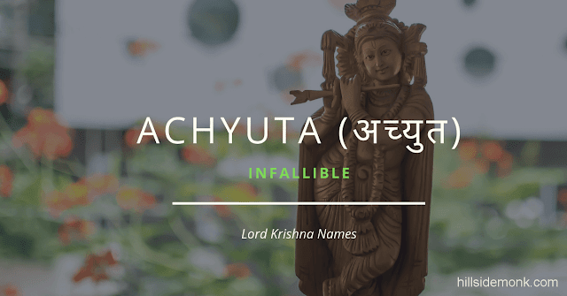 Lord Krishna Names With Meaning 31
