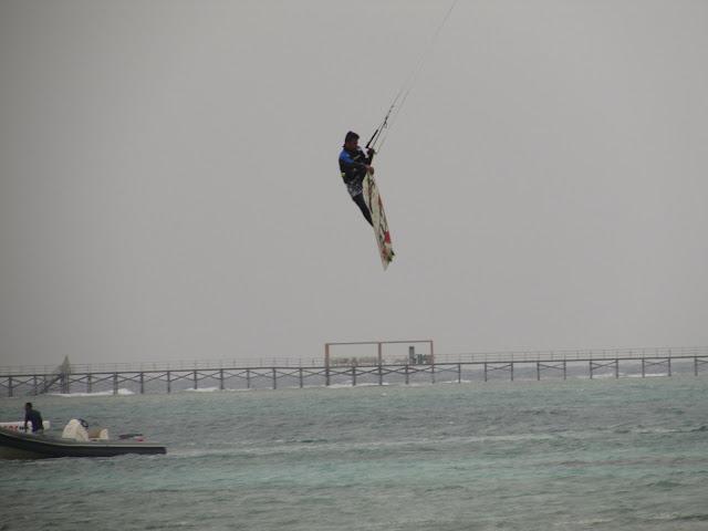 кайтсерфинг в Египте