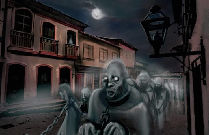 lendas urbanas, folclore, mosntros, fantasmas, assombrações, histórias, contos, medo, terror
