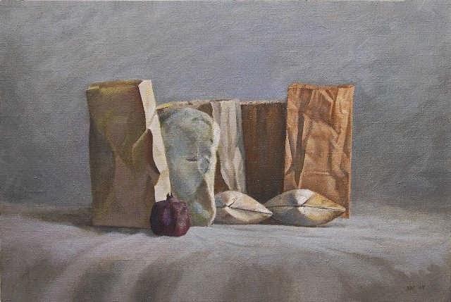 Натюрморт, Alan Cayton