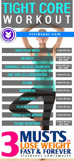 3 Things You MUST Do If You Want to Lose Weight Fast!
