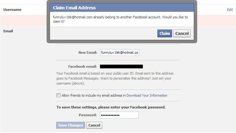 Dan Melamed Security Blog: Hacking Any Facebook Account ...