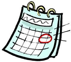 Mme Godin's Kindergarten Blog: Important Dates!
