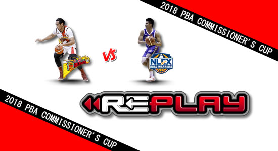 Video Playlist: SMB vs NLEX game replay June 23, 2018 PBA Commissioner's Cup
