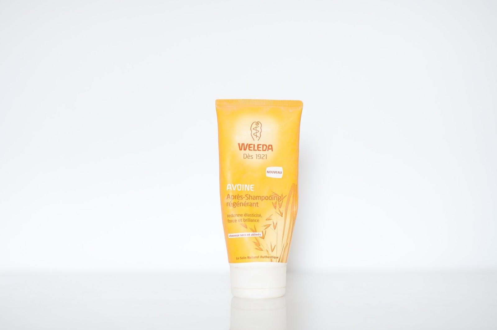 L'après shampoing à l'avoine - Weleda