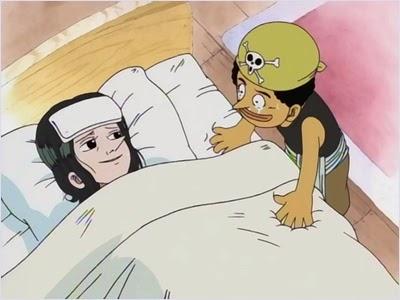 อุซปในวัยเด็กกับคุณแม่ที่กำลังนอนป่วย @ www.wonder12.com