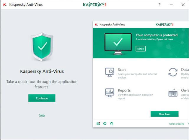 Kaspersky Antivirus 2017