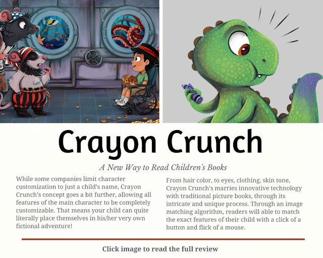 Crayon Crunch Product Review