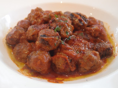 Beef Albondigas