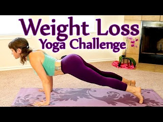 Yoga For Weight Loss  Flexibility Day 1 Workout   Fat Burning 30 Minute Beginners Class