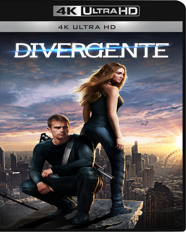 Divergent [2014] [UHD] [2160p] [Latino]