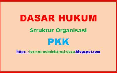 "<img src=""https://2.bp.blogspot.com/--8MG3AKckz8/XC4vzhsYkII/AAAAAAAADxE/4fSYMNXsUyIkHQvRdd7wkx4AB6nCsUvQACLcBGAs/s400/dasar-hukum-struktur-organisasi-pkk.png"" alt=""Dasar Hukum Struktur Organisasi PKK Lengkap dan Terbaru""/>"