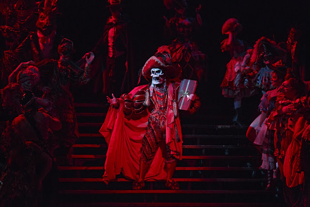 Andrew Lloyd Webber - The Phantom of the Opera - Her Majesty's Theatre