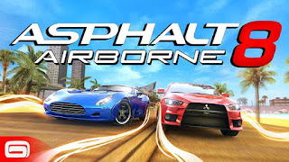 Asphalt 8, Airborne, is a, racing, game, for, android, and, ios,