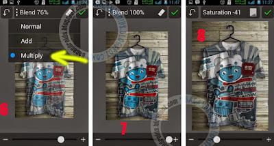 Cara Edit Foto Membuat Desain Baju