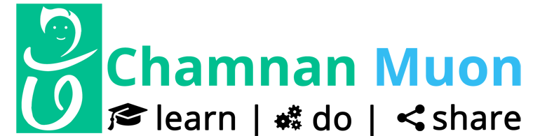 Official logo of ChamnanMuon.com