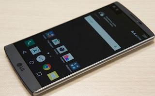 LG Ponsel Dengan Fitur Android 7 Nougat