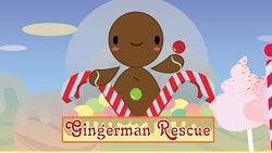 Kurabiye Adam Kurtarma - Gingerman Rescue