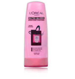 LOREAL PARIS NUTRI GLOSS CONDITIONER 175 ml