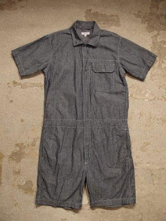 "Engineered Garments ""Combi Suit"""