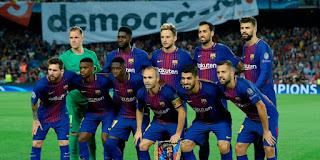 Barcelona vs Sporting Lisbon Live online stream Today 27 September 2017 UEFA Champions League