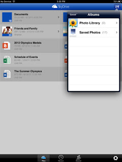 SkyDrive v3.0 update for iOS brings iPhone 5 and iPad mini support