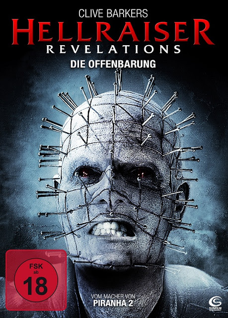 Hellraiser: Revelations (2011) ταινιες online seires xrysoi greek subs