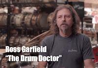 Ross Garfield - The Drum Doctor image