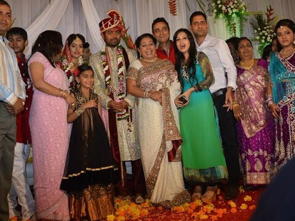 Neelu Vagehela Deepika Rohit Raj Goyal Wedding
