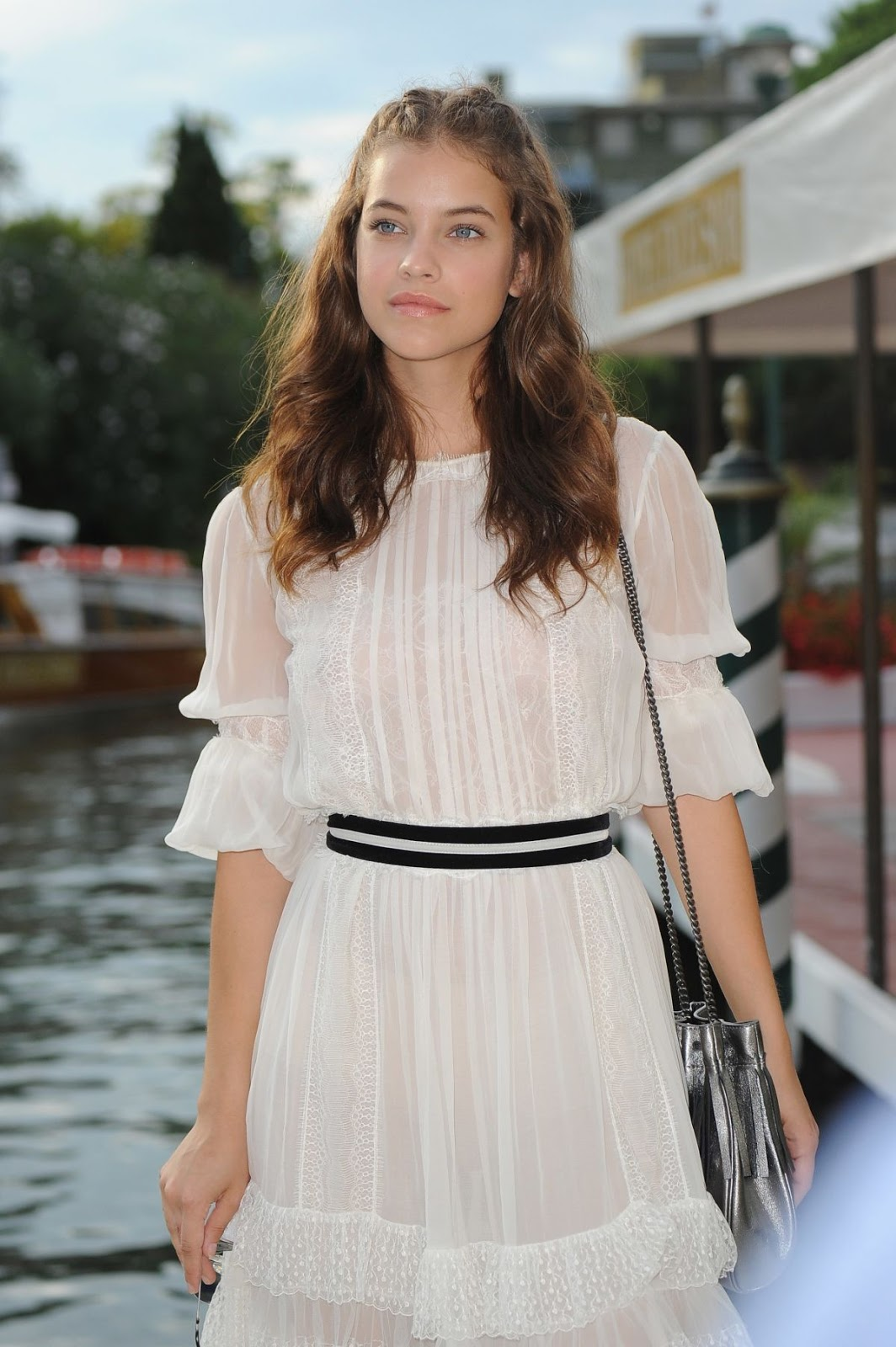 Hot & Sexy Model Barbara Palvin Arrives At Venice Film Festival In Venice - HD Photos