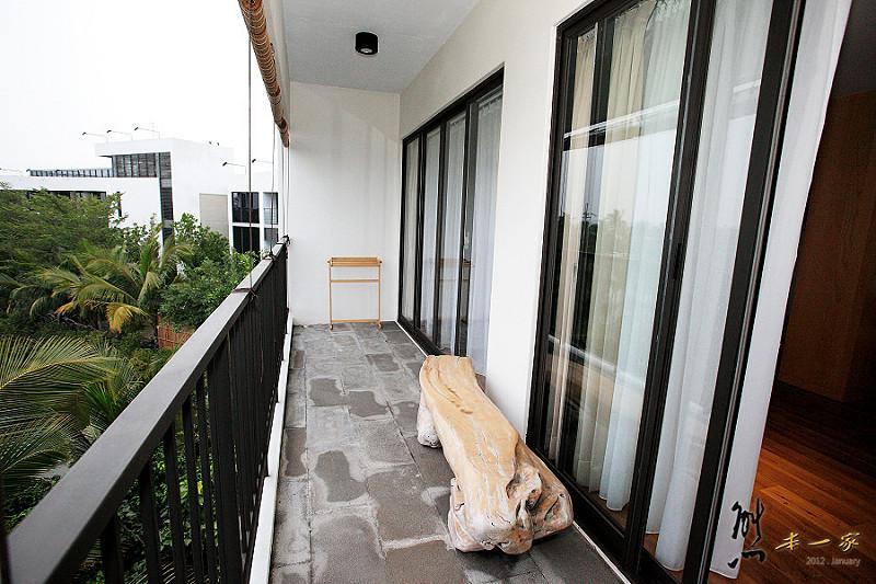 屏東東港優質住宿綠意套房|福灣莊園