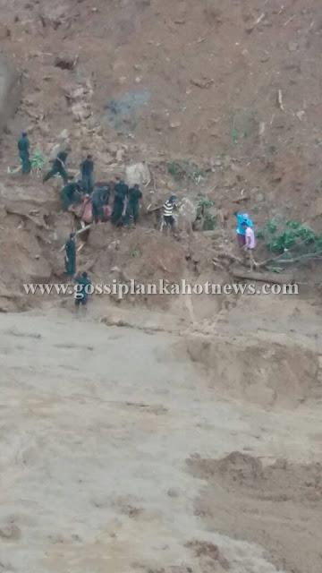14 Death Bodies Found In Aranayeka Land Slide