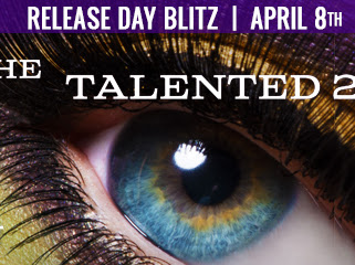 The Talented 2 Release Day Blitz
