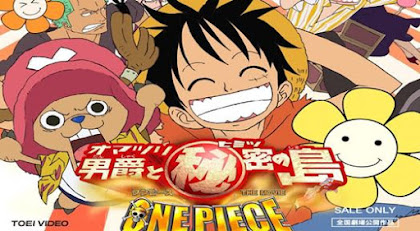 One Piece Filme 6 – O Barão Omatsuri e a Ilha Secreta