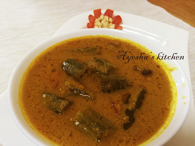 LADYS FINGER / OKRA / VENDAKKA CURRY RECIPES