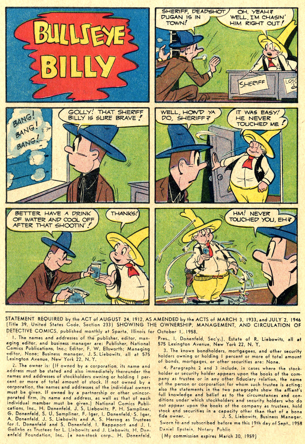 Detective Comics (1937) 264 Page 25