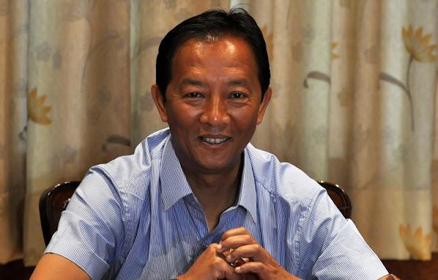 Gorkhaland Territorial Administration chief Binay Tamang