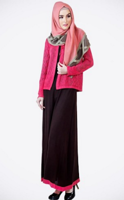 hijab dress dian pelangi