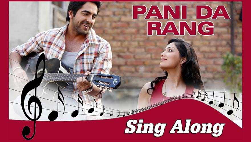 PANI-DA-RANG-Guitar-Hindi-song-Ayushmann