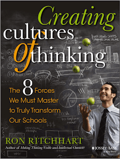 Creating Cultures of Thinking by Ron Ritchhart PDF Book Download