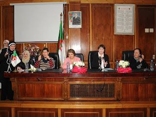 وزيرة التربية تحتفل باليوم العالمي للمرأة مع عاملات القطاع