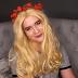 JK Labajo wears blonde wig, floral headdress, makeup amid word war with Darren Espanto over 'gayness' tweet