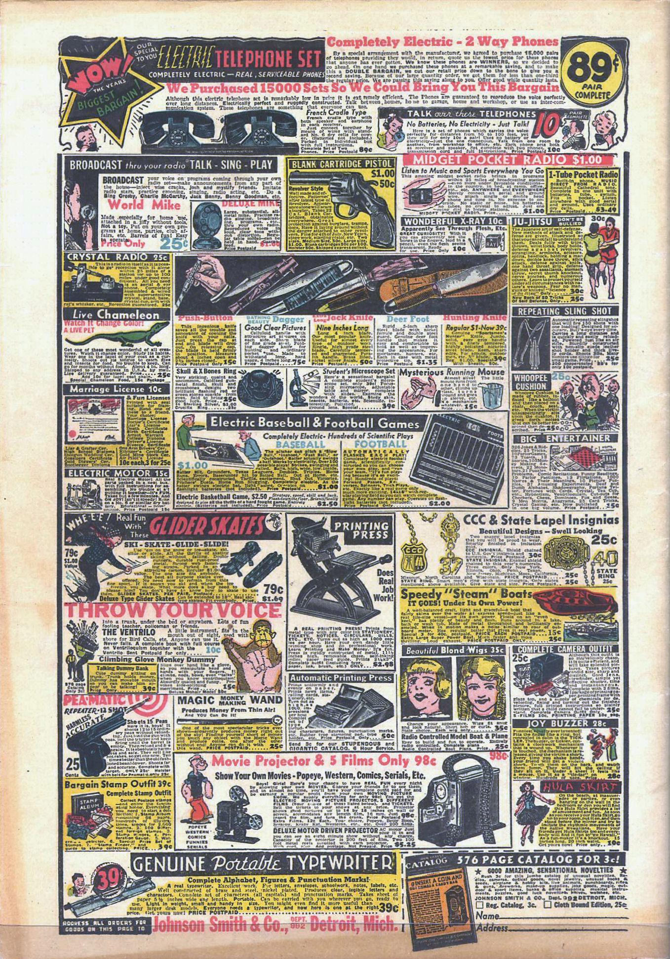 Action Comics (1938) 10 Page 69
