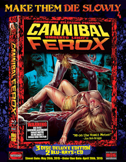 Cannibal Ferox reviewed at http://www.gorenography.com